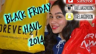 BLACK FRIDAY HAUL 2014 [HD] Thumbnail