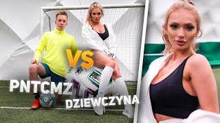 DZIEWCZYNA VS PNTCMZ! (Julia Nowakowska) | Piłkarski pojedynek