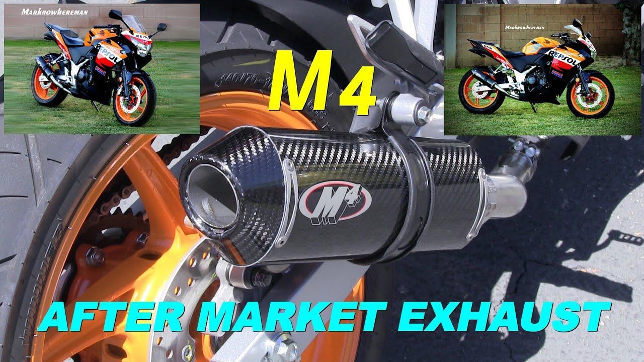 how to create motogp exhaust
