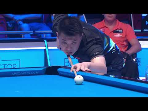 China vs Netherlands | 2019 World Cup of Pool | Quarter Final