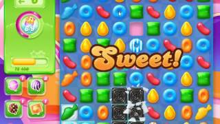 Candy Crush Jelly Saga Level 809 - NO BOOSTERS