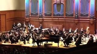 Консерватория. С. Рахманинов Рапсодия на тему Паганини.Rhapsody on a Theme of Paganini. Mastrangelo