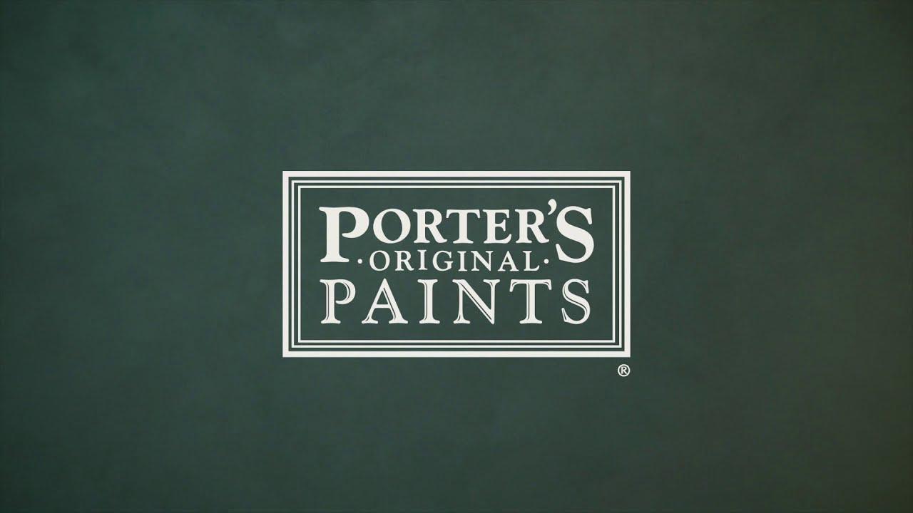 【PORTER'S PAINTS】BRAND PROMISES