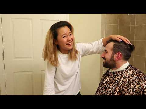 VLog #31 旦那の毛を切りすぎて大丈夫よと言い切る私 マツエクお仕事 Monthly Vlog  April Episode 1 IAMHOPEP