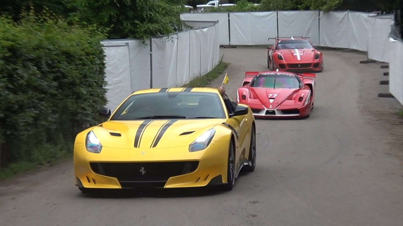 Why Goodwood Festival Of Speed Is The Best Car Show YouTube - Best car shows