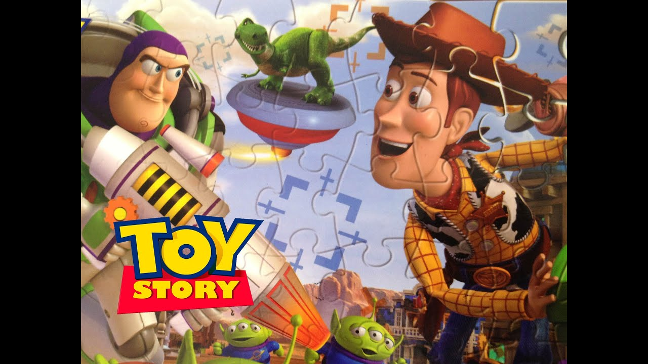 toy story 2 puzzle