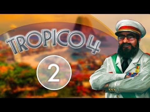 Tropico 4 (Season 2) - Episode 2 : ERROR! And crime |
