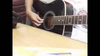 Hãy để anh yêu em lần nữa -The Men ( guitar cover )