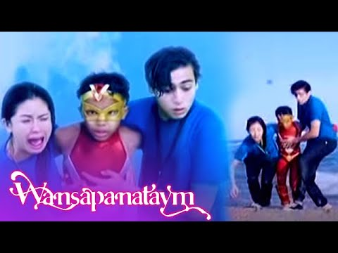 Wansapanataym: Super Ving saves Warren and Chelsea