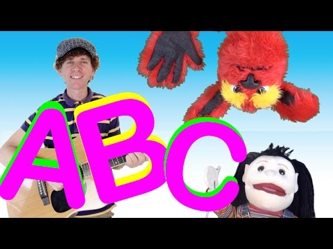ABC Song with Matt | 10 Minute Loop | Learn the Alphabet