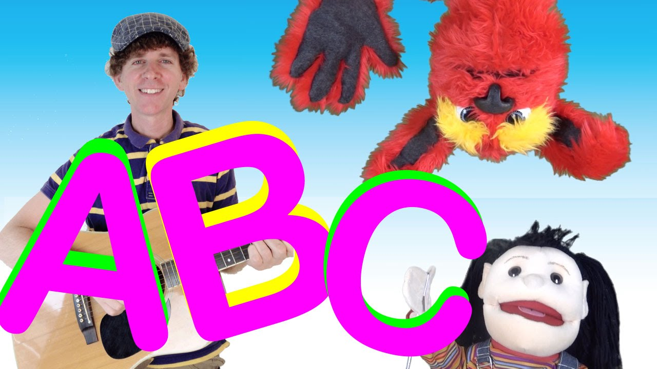 Abc Song With Matt 10 Minute Loop Learn The Alphabet