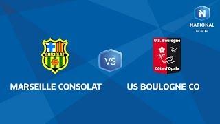 Marseille Consolat vs Boulogne full match