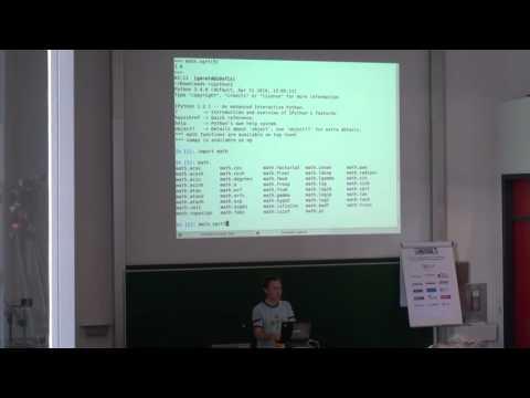 Einführung in Python3
