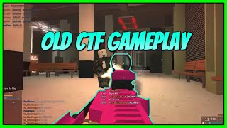 Roblox Phantom Forces Old CTF Gameplay With TL