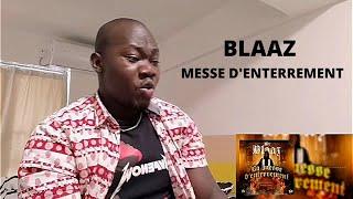Blaaz - Messe d'enterrement Réaction du Clash