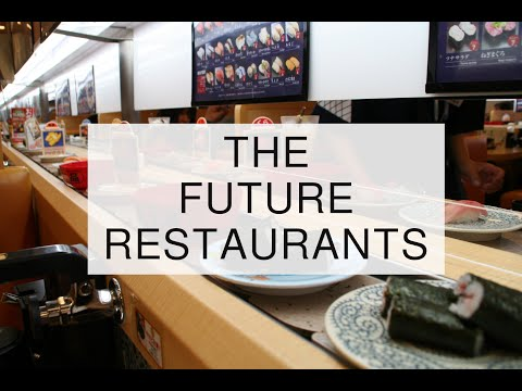 AI: THE FUTURE RESTAURANTS |  Impact Of Artificial Intelligence In Food Service Industry