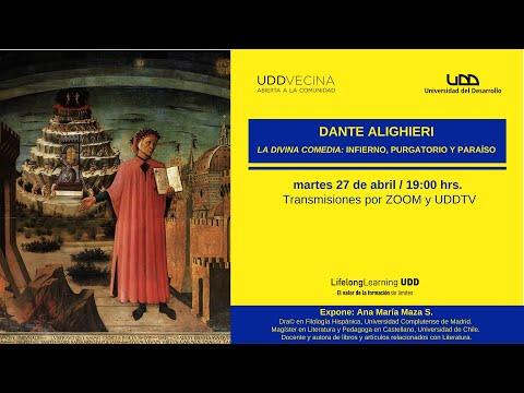 Ciclo Dante Alighieri a 700 años de su muerte | La Divina Comedia. Infierno, Purgatorio y Paraíso