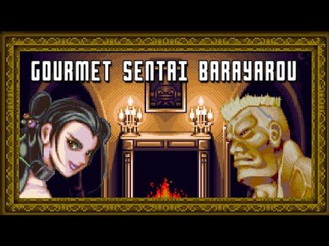 Forgotten Games: Gourmet Sentai Barayarou - SNESdrunk