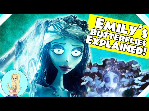 The Corpse Bride Theory - Why Did Emily Turn Into Butterflies? (plus, Check Out Deck Quest!)