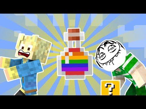 Dansk Minecraft - Lucky Blocks #30: EN TROLLING POTION!!