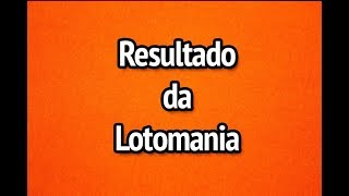 Baixar Resultado da lotomania concurso 1795