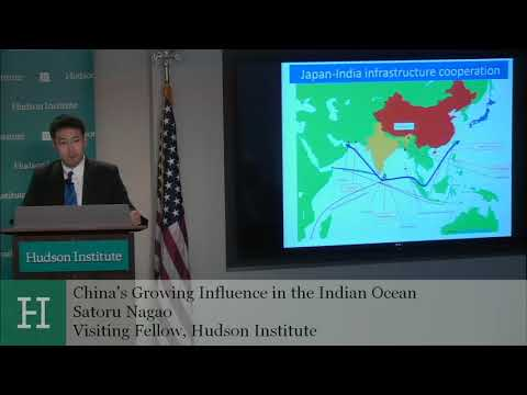 China's Growing Influence in the Indian Ocean: Implications for the U.S. and Its Regional Allies