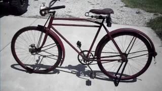 Ca. 1915 Hercules Bicycle