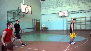 Игра в Баскетбол на Тульской