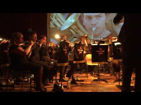 Concierto de Aranjuez - Flugel Horn solo performed by Craig Stevens - The Staffordshire brass band