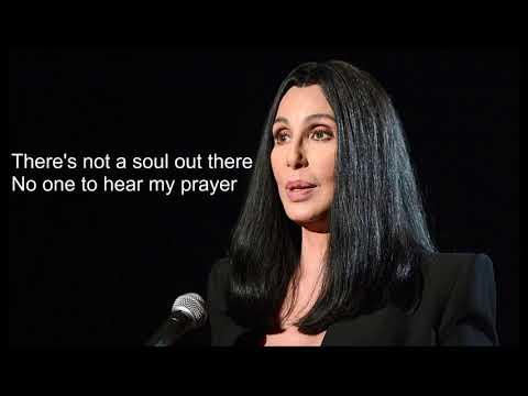 Cher - Gimme gimme gimme [Lyric Video]