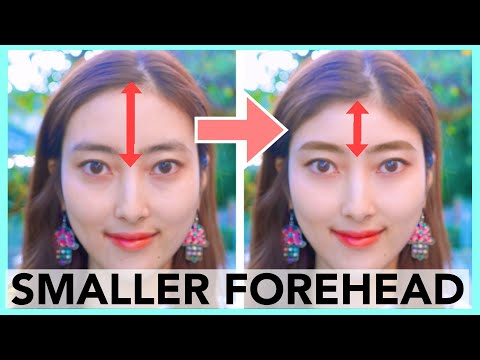Make Your Forehead Smaller with This Massage! | Fix Big Forehead in 3 Mins