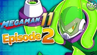 Welcome to Mega Man 11 Part 2! We continue our Mega Man Nintendo Sw...