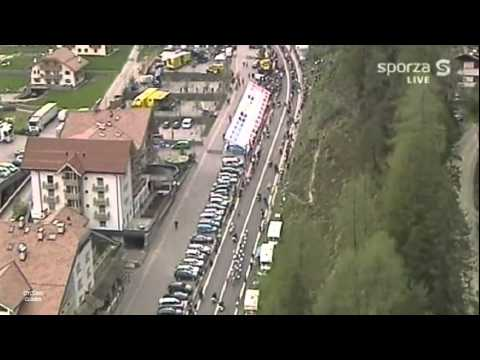 Giro d'Italia 2008 - Alpe di Pampeago