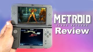 Metroid: Samus Returns Review (Video Game Video Review)