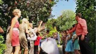 Свадьба у нас саду