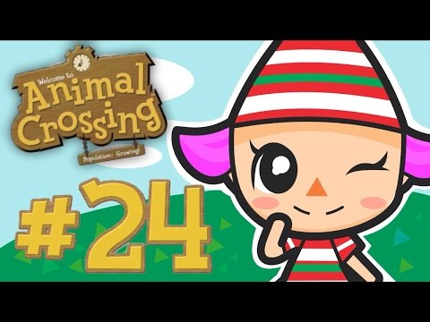 Let's Play Animal Crossing - #24 Fishin' Up A Storm |