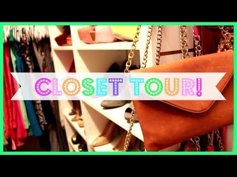 ♥ Closet Tour!! ♥