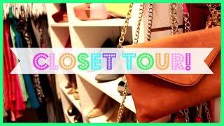 ♥ Closet Tour!! ♥ Thumbnail