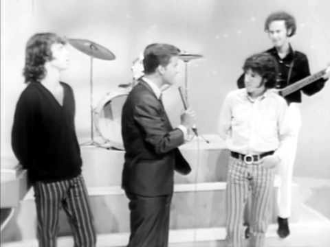 The Doors - The Crystal Ship / Dick Clark Interview / Light My Fire