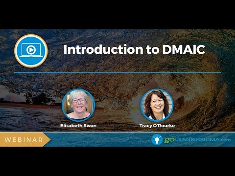 WEBINAR: Introduction to DMAIC