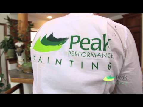 Peak Performance Painting - Canmore, Alberta - Bow Valley, Banff Home House Painting
