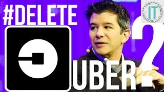 Everyone is Deleting UBER, But why, are they Really at FAULT?!