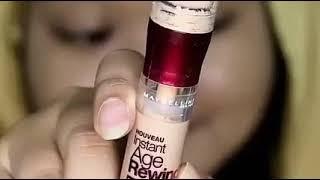 Makeup Raya 2019 ~drugstore maybelline