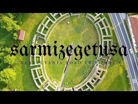 SARMIZEGETUSA (Roman Capital) : TRANSYLVANIA ROAD TRIP PART 8 | ROMANIA
