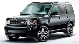 Тест драйв Land Rover Discovery IV Автомобиль легенда!