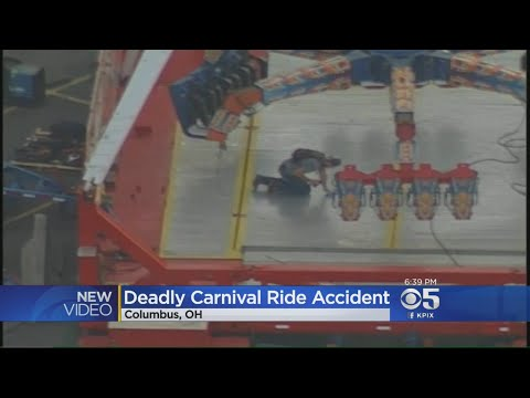 Fatal Ohio State Fair Ride Leaves One Dead, Seven Injured
