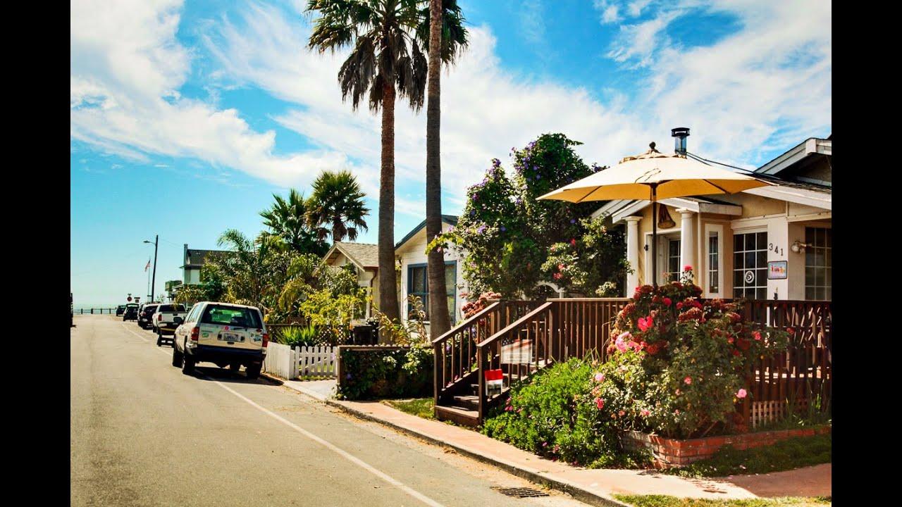 Beach Bungalow For Sale California