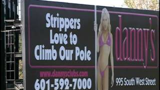 City Sends Letter About Billboards To Wrong Strip Club