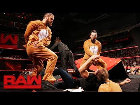 6/19/2017 wwe raw - 0 - 6/19/2017 WWE Raw Analysis – Attacker Revealed, Strowman Returns