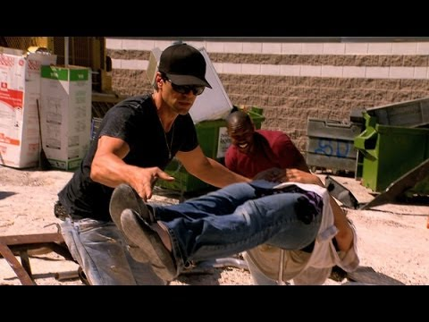 Criss Angel BeLIEve: Criss Impales A Woman With A Spike On Spike